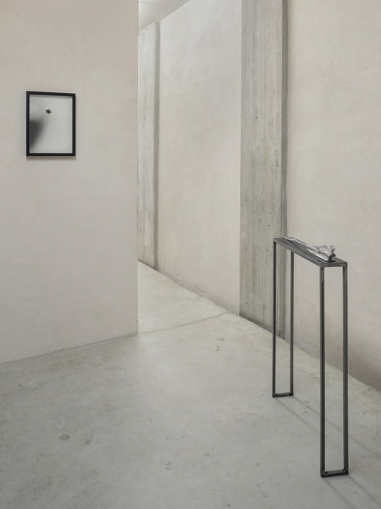 "Elia Cantori ""Action at a Distance"" exhibition view at CAR DRDE Bologna, Italy"