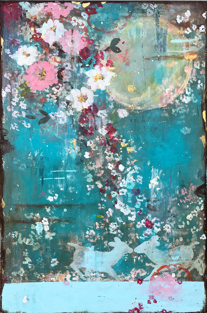 Kathe Fraga, 'And They Danced By the Light of The Moon', 2019, 530 Burns Gallery
