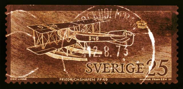 , 'Stockholm '73,' 2016, Bleach Box