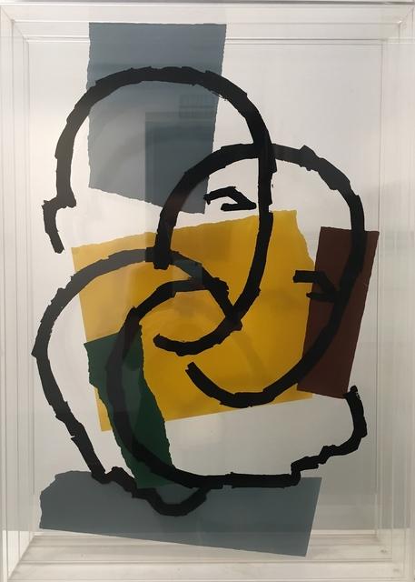 , 'Multiple urbano no2,' 1992, Álvaro Alcázar