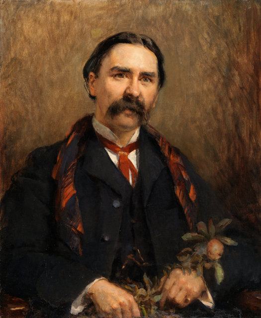 , 'Dr Douglas Hyde (1860-1949), Poet, Scholar, First President of Ireland,' , National Gallery of Ireland