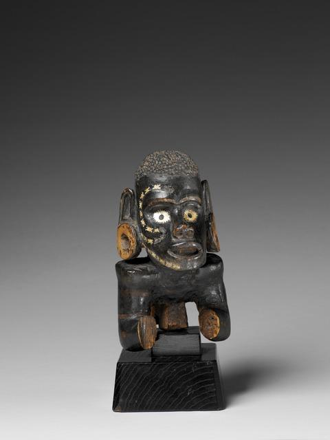 , ' Figure de proue (Figurehead),' late 19th century -early 20th century, Musée du quai Branly