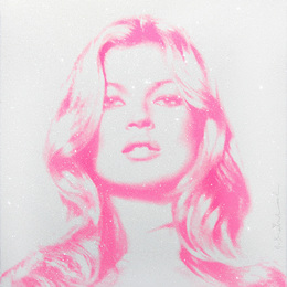 Mr. Brainwash, 'Kate Moss Diamond,' 2016, Rush Benefit Auction 2016