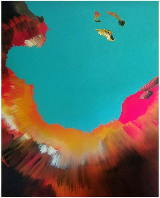 , 'Into the Blue,' , Russell Collection