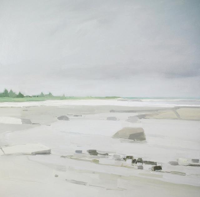 Sara MacCulloch, 'Beach and Clouds', 2014, Kathryn Markel Fine Arts