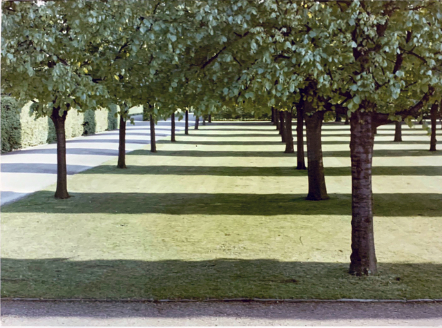 , 'Herrenhausen, Hannover, Germany,' 1970, Huxley-Parlour