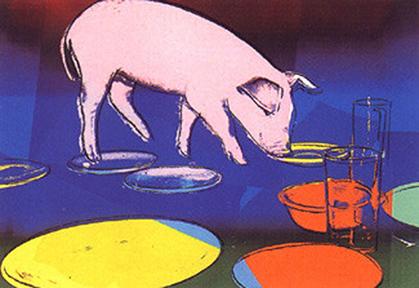 Andy Warhol, 'FIESTA PIG FS II.184', 1979, Marcel Katz Art