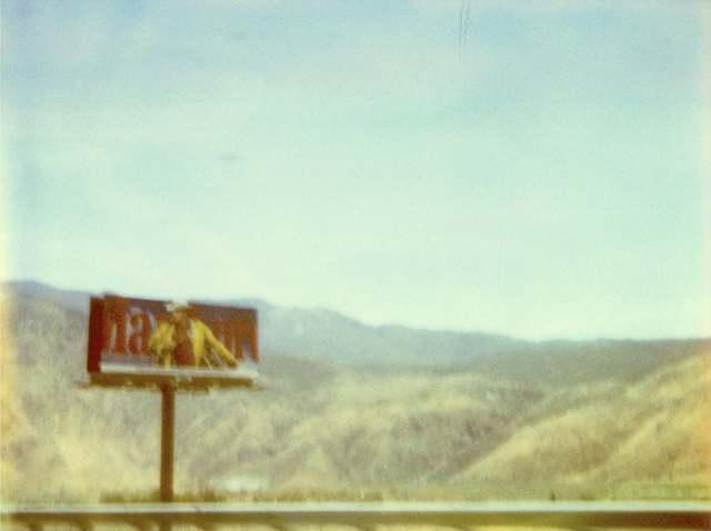 Stefanie Schneider, 'Marlboro (Stranger than Paradise),', 1997, Photography, Digital C-Print based on a Polaroid, not mounted, Instantdreams