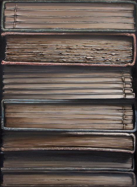 , 'Hardbacks IV,' 2013, Shine Artists | Pontone Gallery