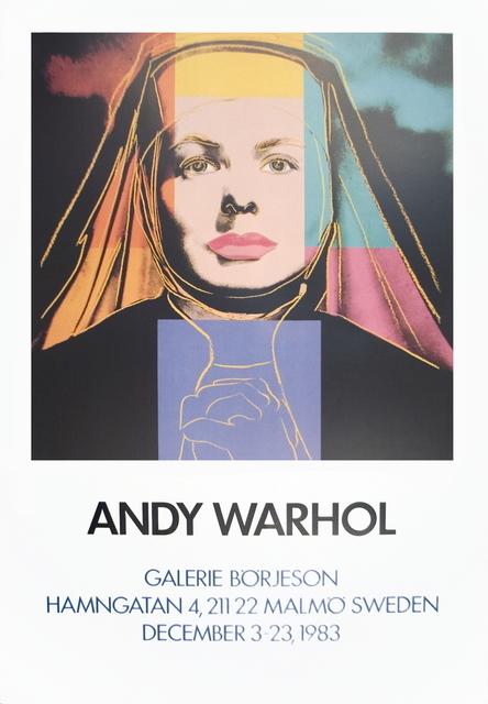 Andy Warhol, 'Ingrid The Nun', 1983, ArtWise