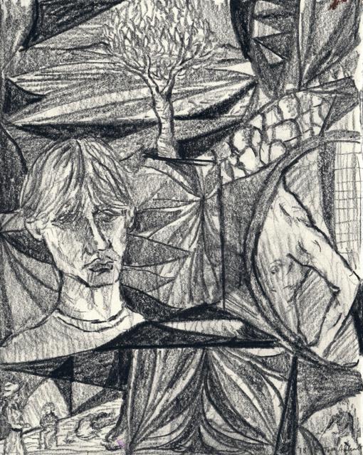 Tom Anholt, 'Body Image (Study)', 2018, Hakgojae Gallery
