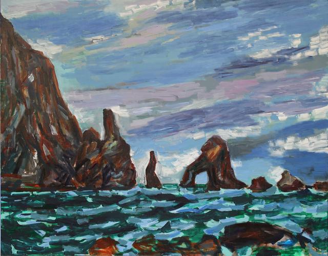 , 'Dokdo Island,' 2015, Kips Gallery