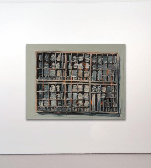 , 'Close,' 2017, Galerie Antoine Ertaskiran