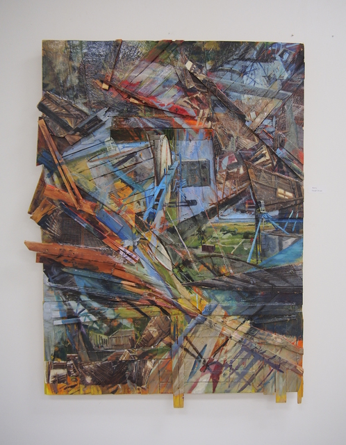 , 'Kansas Winds,' 2015, Venvi Art Gallery