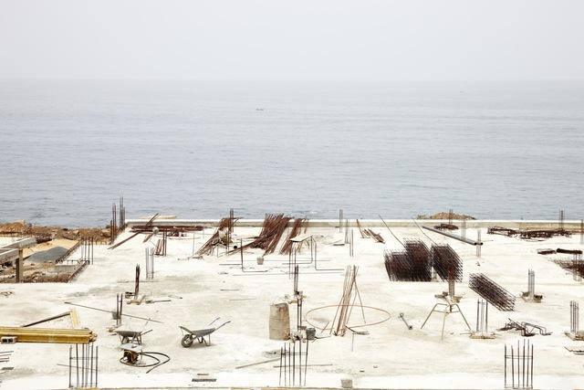 , 'Baie de Mermoz #2, Dakar, Sénégal,' 2012, Galerie Cécile Fakhoury - Abidjan