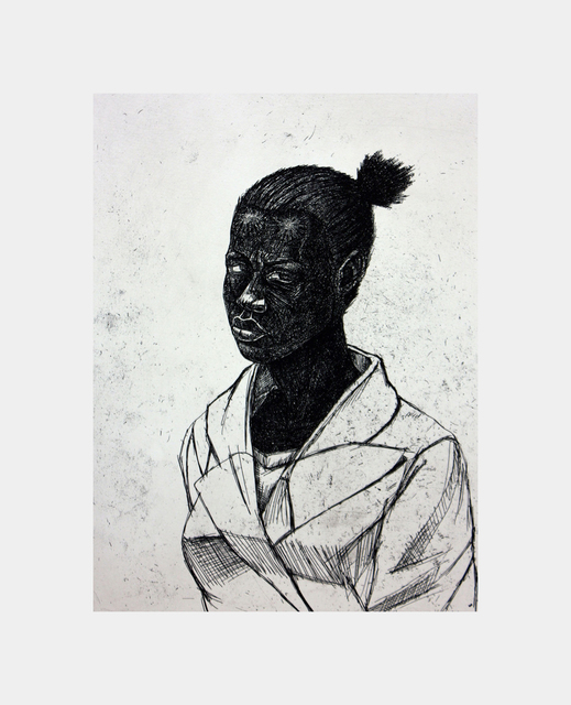 Kerry James Marshall, 'Untitled (Woman)', 2010, Senior & Shopmaker Gallery