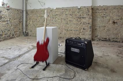 , 'instrumental,' 2010, Galerie Karin Sachs