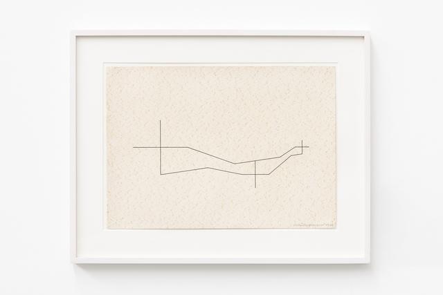 , 'Zartes Lineament,' 1949, von Bartha