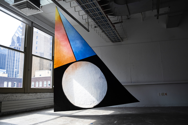 , 'Moon and Two Skies,' 2019, Anna Zorina Gallery