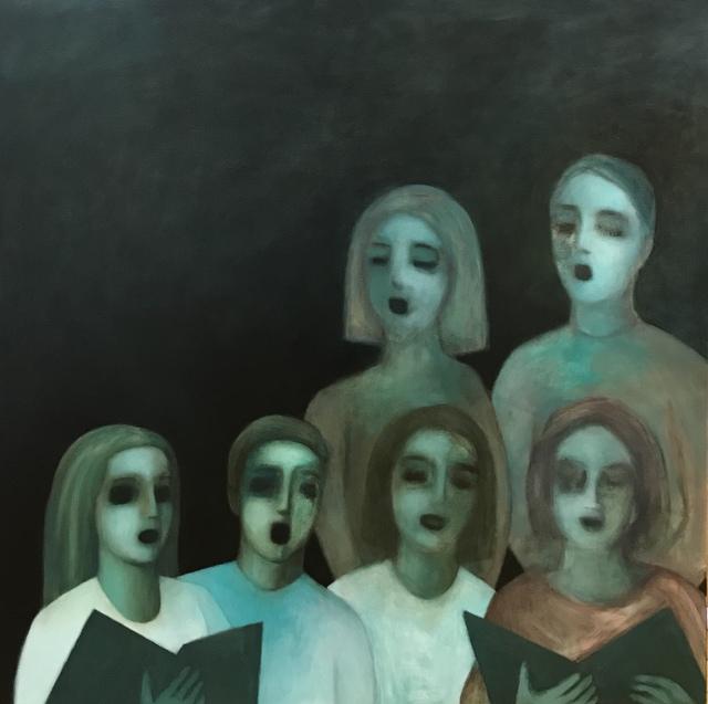 , 'Chorus,' 2019, Geary