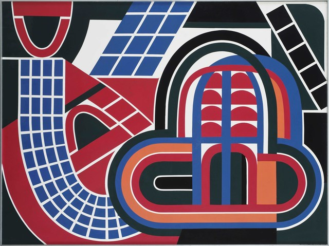 Jean Dewasne, 'Le Studio Pôle', 1968, Galerie Nathalie Obadia