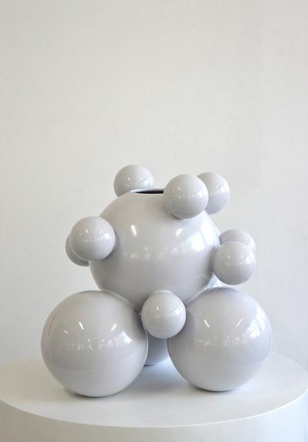 , 'White Urn,' 2017, ADN Galería