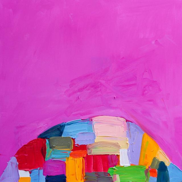 , 'Pink 2,' 2017, Cerulean Arts