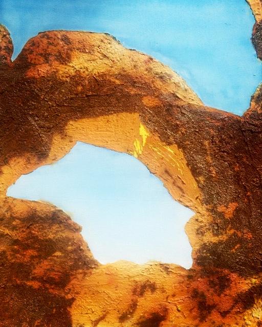 , 'The Arch,' , Tim Collom Gallery