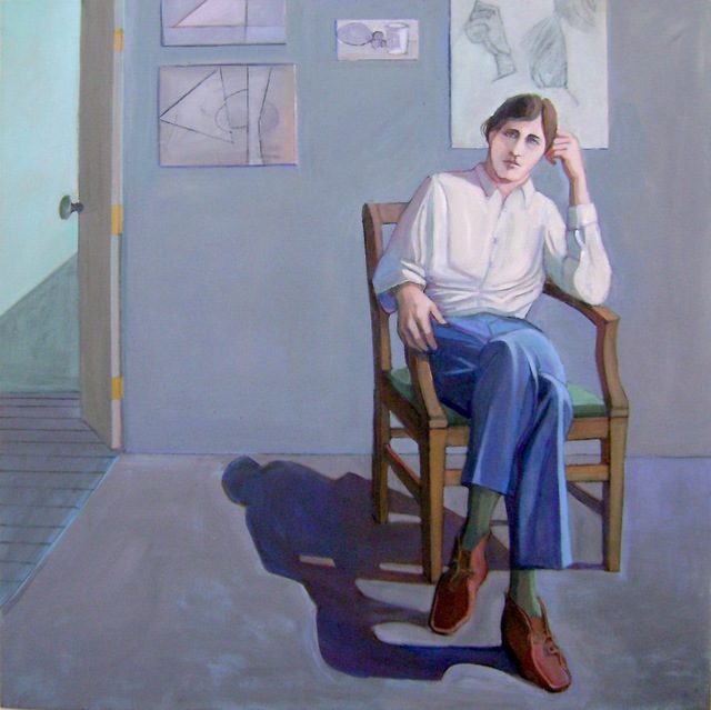 , ' $45,000 - Portrait of Bill Imhoff ,' 1970, Kim Eagles-Smith Gallery