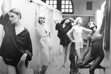 , 'Bathhouse, VOGUE,' 1975, Staley-Wise Gallery