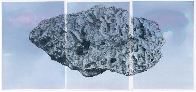 , 'Apologie des Zufälligen / Doppelgänger,' 2017, Christine König Galerie