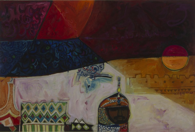, 'Antarah,' 1981, Hafez Gallery