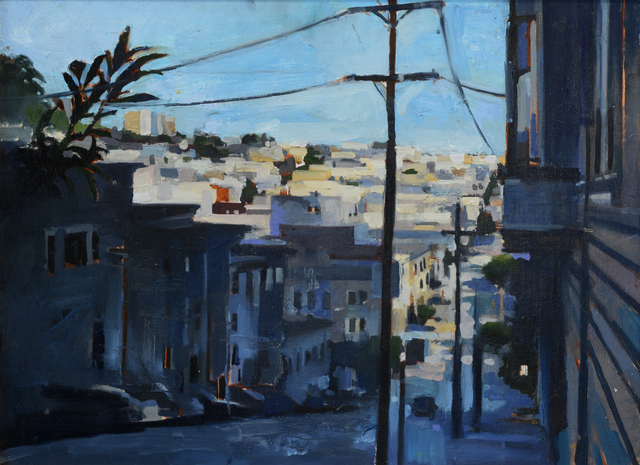 , 'North Beach,' 2016, Abend Gallery