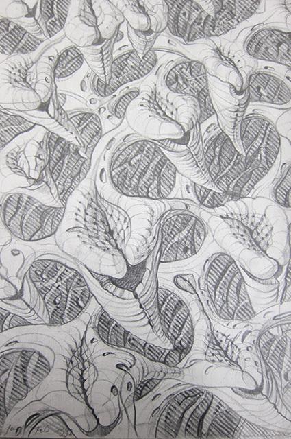, 'Organische Figuren,' 1992, Galerie Stephan Witschi