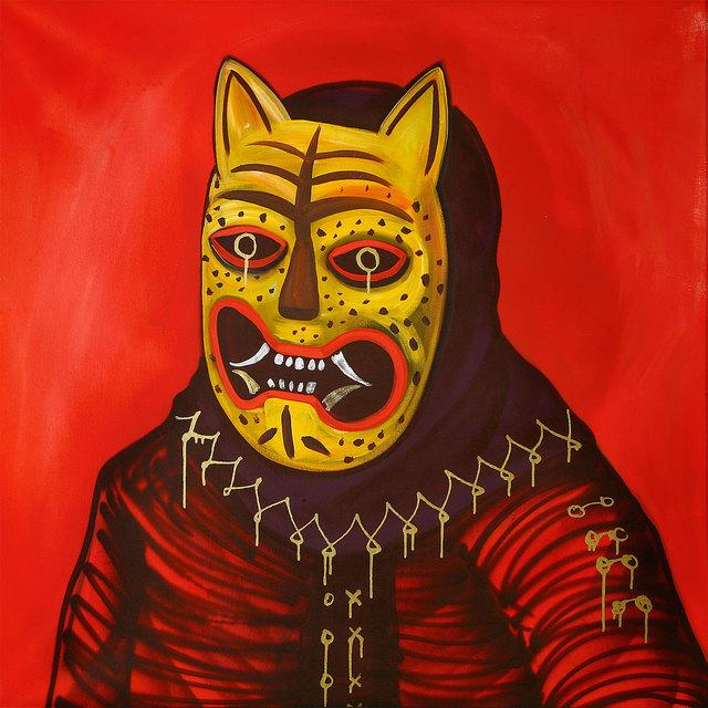 Saner, 'El reflejo de un loco', 2014, MAIA Contemporary