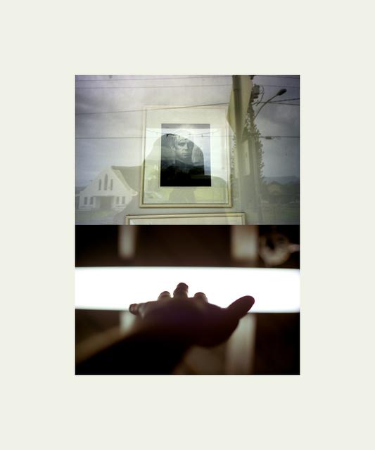Jory Hull, 'Twin Infinitive 00880082,' 2012, Galerie Julian Sander