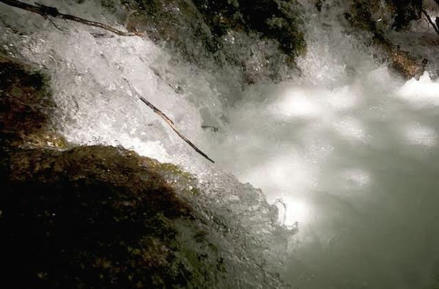 Patricia Gilman, 'Rushing Water, Iceland', 2008, Art Upclose