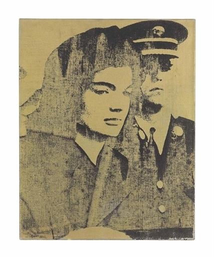 Andy Warhol, 'Jackie (Gold)', Christie's