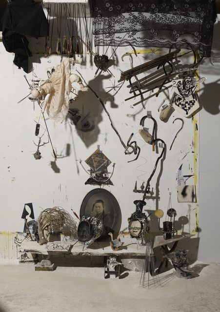 , 'Memory is a Theatre of the Absurd ,' 2013, Mind Set Art Center