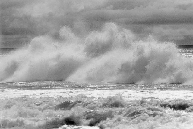 , 'Powder Wave, Jalama Beach, Santa Barbara, California,' 2008, CHRISTOPHE GUYE GALERIE