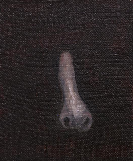 , 'Nose (dark),' 2017, Galerie Bart