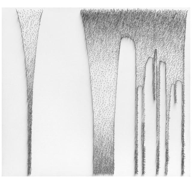 , 'Skyscraper Silhouettes I,' 2012, Mizuma Art Gallery