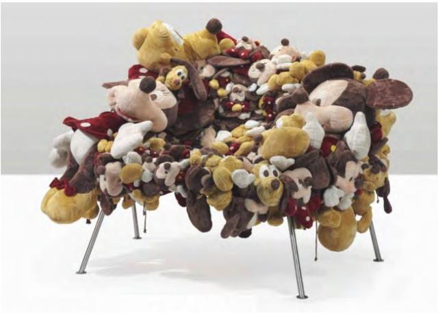 , 'Disney Chair,' 2007, Galerie Clemens Gunzer