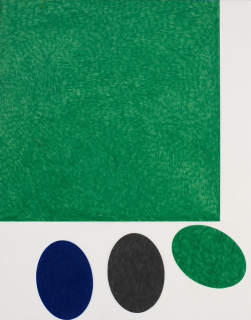 , 'Untitled Drawing, October 30, 2000,' 2000, Bookstein Projects