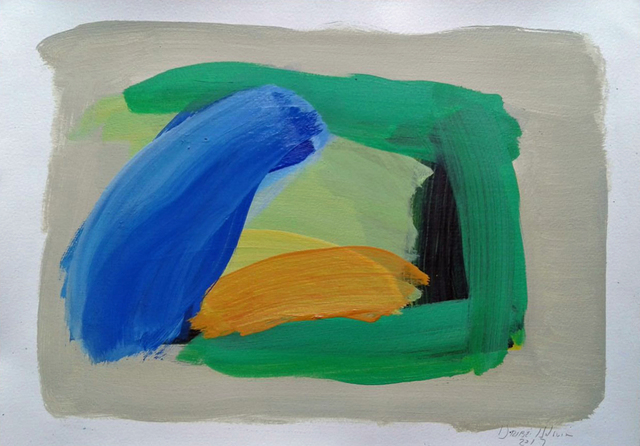 , 'Immersion Series J,' 2017, Beatriz Esguerra Art