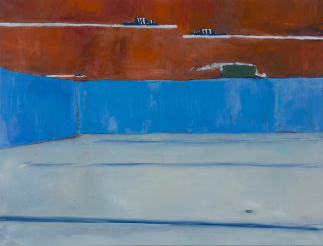 , 'Pool,' 2016, Galerie Crone
