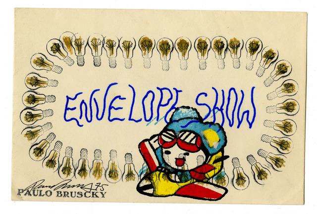 , 'Envelope Show,' 1975, Galeria Nara Roesler
