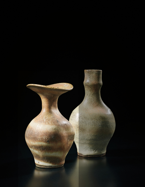 Lucie Rie, 'Vase with flaring lip', ca. 1974, Phillips