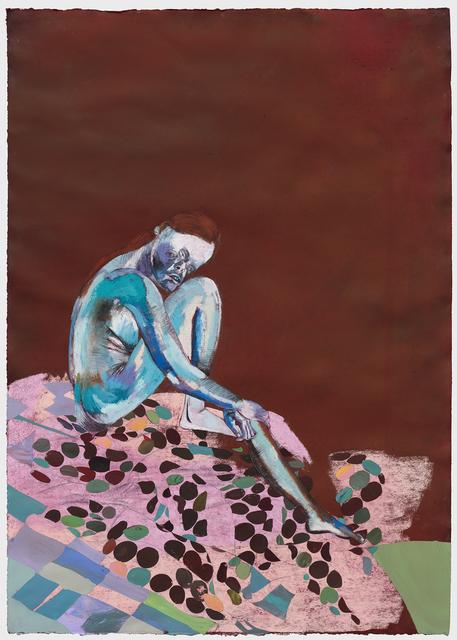 Wardell Milan, 'Holy Holly', 2019, David Nolan Gallery