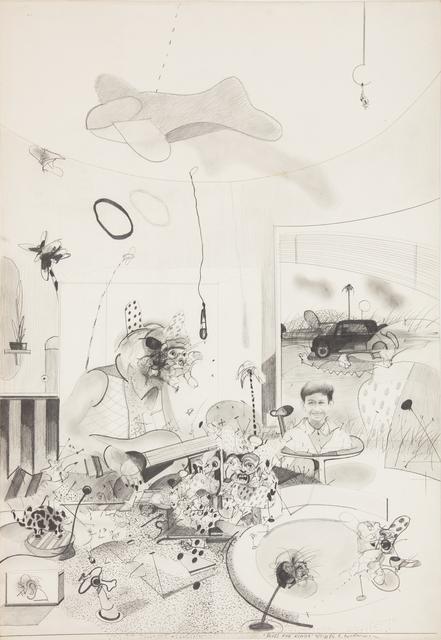 , 'Blues for Kinga,' 1974, Monopol